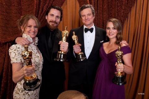 кадр №68545 из фильма Оскар 2011