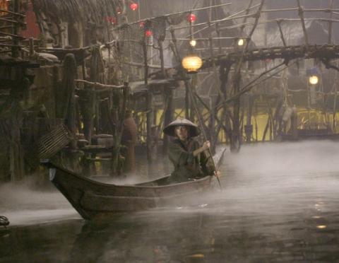 кадры из фильма Пираты Карибского моря: На краю света Кира Найтли,
