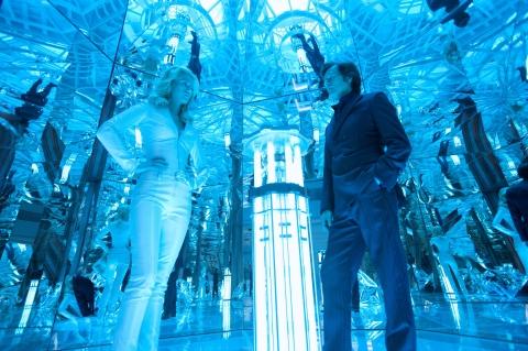 кадры из фильма Люди Икс: Первый класс Дженьюари Джонс, Кевин Бэйкон,