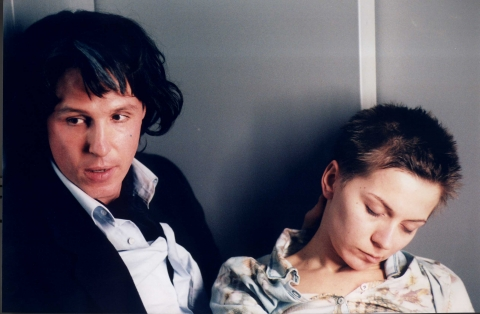 кадр №6884 из фильма Лифт