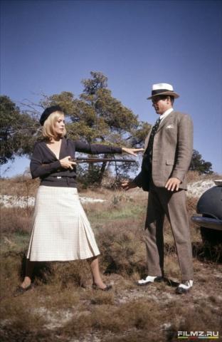 кадр №68992 из фильма Бонни и Клайд