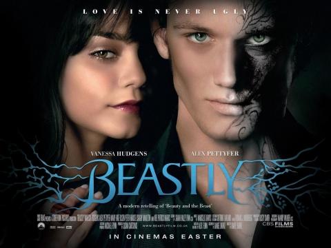 плакат фильма биллборды Страшно красив