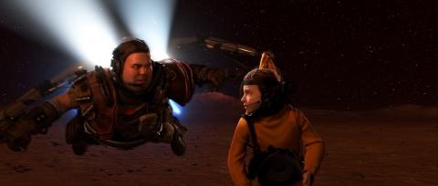 кадр №69252 из фильма Тайна Красной планеты