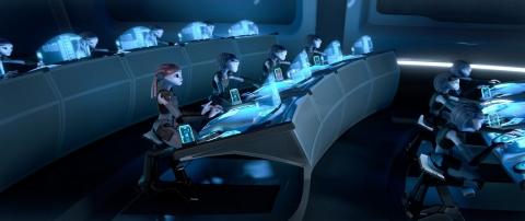 кадр №69254 из фильма Тайна Красной планеты
