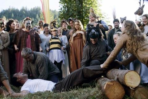 кадр №6935 из фильма Плетеный человек