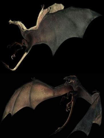 кадр №69614 из фильма Эра драконов*