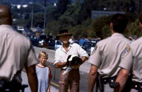 кадр №70377 из фильма Крокодил Данди в Лос-Анджелесе