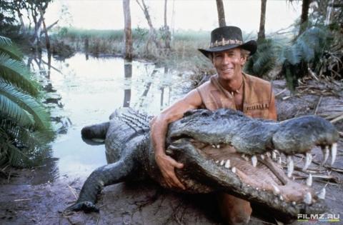 кадр №70428 из фильма Данди по прозвищу «Крокодил»