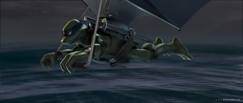 кадры из фильма Черепашки-ниндзя