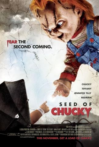 плакат фильма постер Потомство Чаки