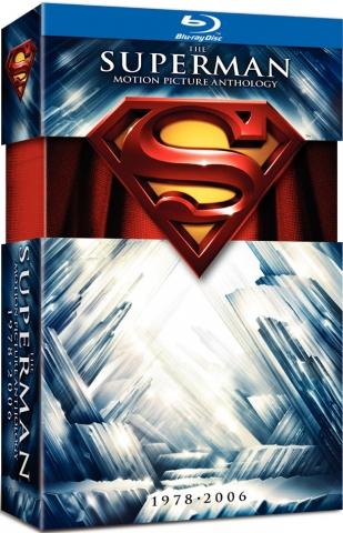 плакат фильма Blu-Ray Возвращение Супермена