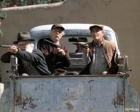 кадр №71326 из фильма Война на бобовом поле Милагро