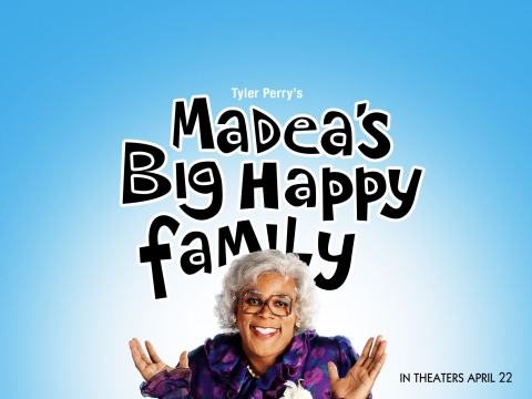 кадр №71419 из фильма Большая счастливая семья Мэдеи*