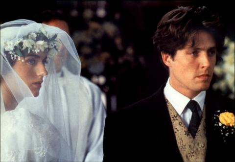кадр №71469 из фильма Четыре свадьбы и одни похороны