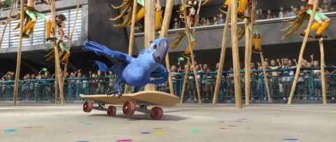 кадр №71716 из фильма Рио