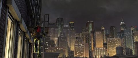 кадр №7179 из фильма Черепашки-ниндзя