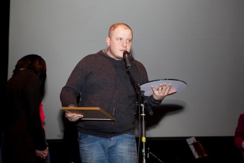 Вручение премии «Жорж» за 2010 год Дмитрий Киселев,