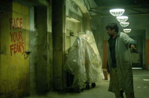кадр №7268 из фильма Пила III