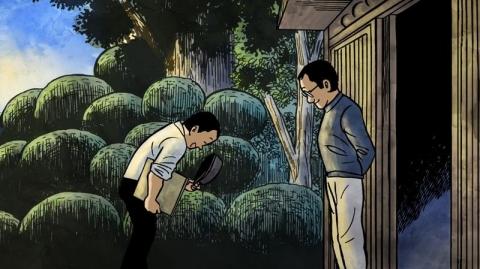 кадр №73158 из фильма Тацуми*