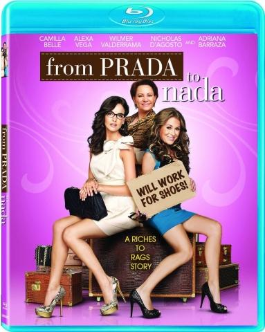 плакат фильма Blu-Ray Prada и чувства