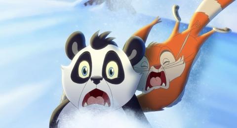 кадр №74919 из фильма Смелый большой панда