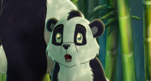 кадр №74926 из фильма Смелый большой панда