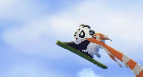 кадр №74928 из фильма Смелый большой панда