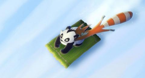 кадр №74929 из фильма Смелый большой панда