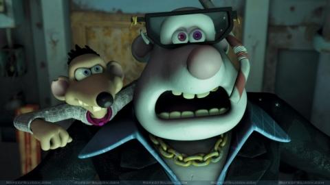 кадры из фильма Смывайся!