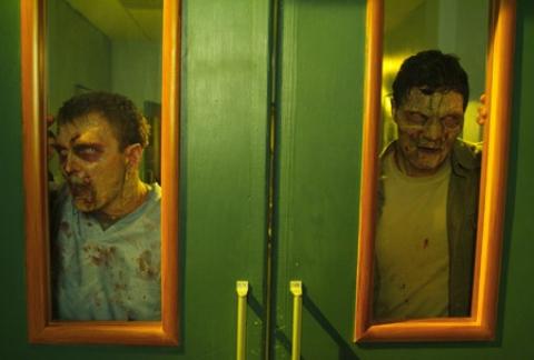 кадр №7549 из фильма День мертвецов