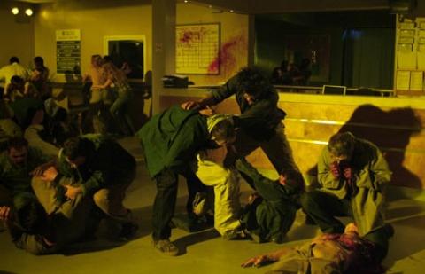 кадр №7550 из фильма День мертвецов