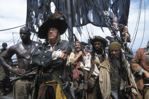 кадр №75532 из фильма Пираты Карибского моря: Проклятие черной жемчужины