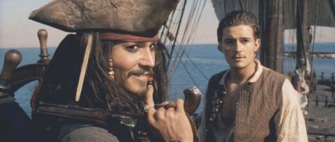кадр №75534 из фильма Пираты Карибского моря: Проклятие черной жемчужины