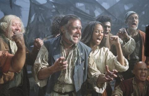 кадр №75536 из фильма Пираты Карибского моря: Проклятие черной жемчужины