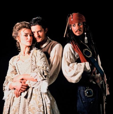 кадр №75541 из фильма Пираты Карибского моря: Проклятие черной жемчужины
