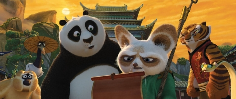 кадр №75635 из фильма Кунг-фу панда 2