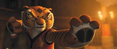 кадр №75636 из фильма Кунг-фу панда 2