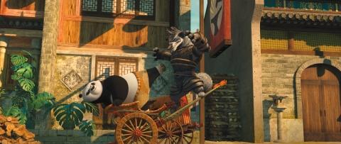 кадр №75818 из фильма Кунг-фу панда 2