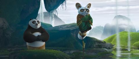 кадр №75819 из фильма Кунг-фу панда 2
