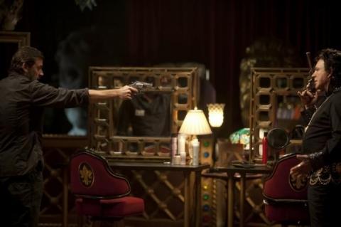 кадр №75919 из фильма Курьер