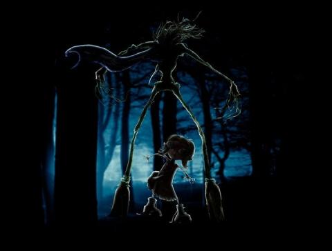 кадр №75988 из фильма Монстр из деревни Никс*