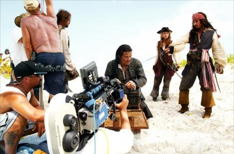 кадр №76070 из фильма Пираты Карибского моря: Сундук мертвеца