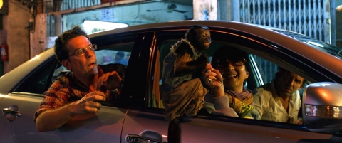 кадр №76141 из фильма Мальчишник 2: Из Вегаса в Бангкок