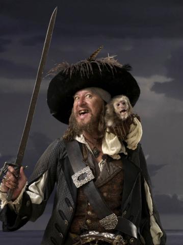 кадр №76247 из фильма Пираты Карибского моря: На краю света