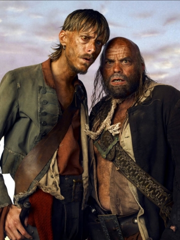 кадр №76251 из фильма Пираты Карибского моря: На краю света