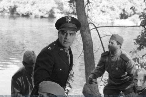 кадры из фильма Хороший немец Джордж Клуни,
