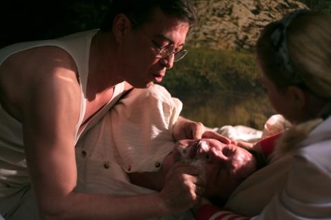 кадр №76526 из фильма Громозека