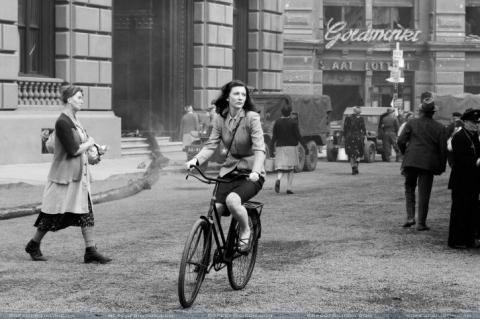 кадры из фильма Хороший немец Кейт Бланшетт,