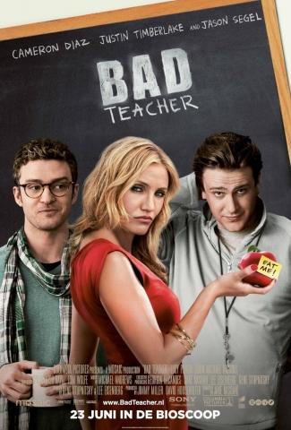 плакат фильма постер Очень плохая училка