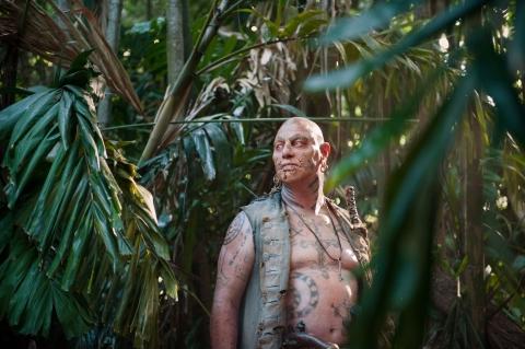 кадры из фильма Пираты Карибского моря: На странных берегах Иэн Мерсер,